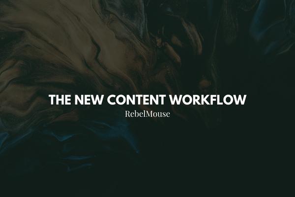 content publishing workflow