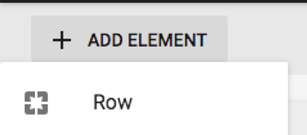 Elements: Rows and Columns, the key to unlocking flexibility