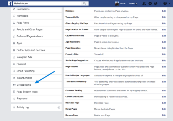 How to Crosspost Videos on Facebook