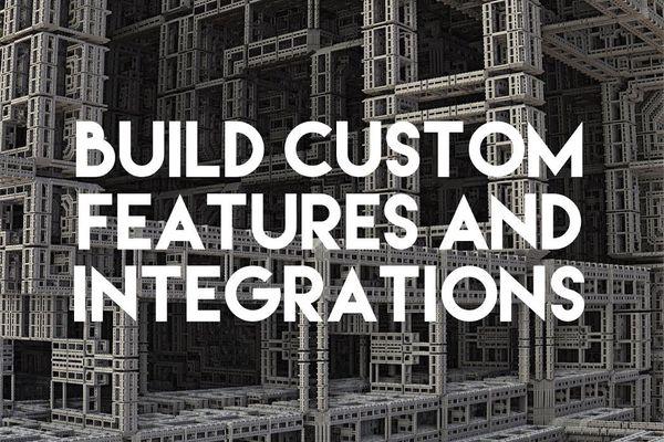 Custom Web Design and Integrations