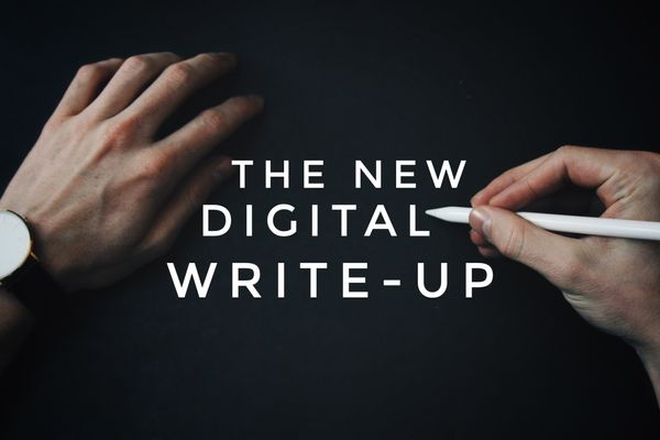 Digital Writing Has Changed: It's Time to Adjust
