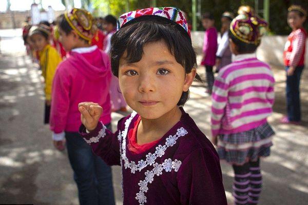 [TEST] Uighur Children