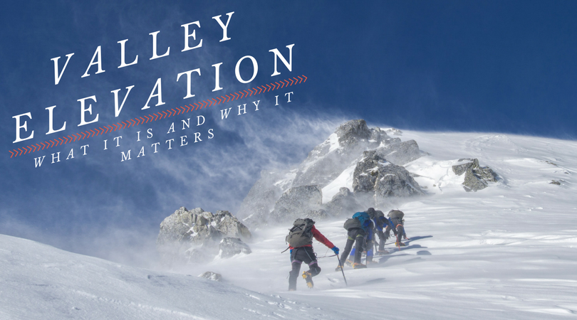 Here's Why You Should Focus on Valley Elevation