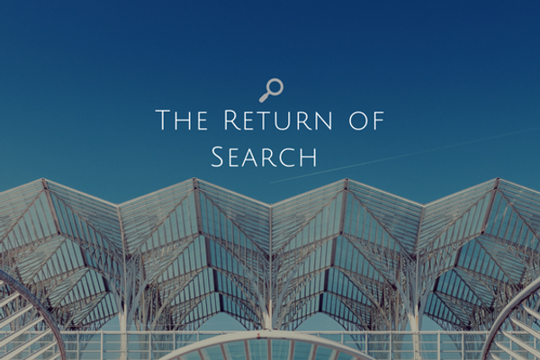 SEO Is Making a Comeback. Here Are Our Thoughts