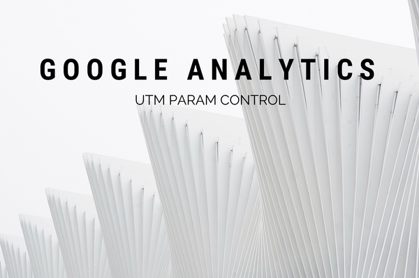 Deactivating UTM Params for Google Analytics