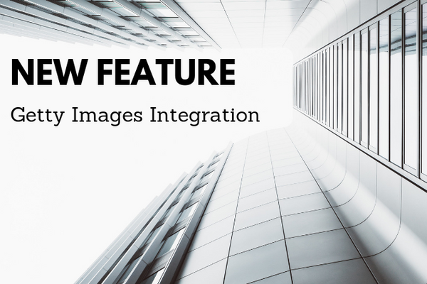 New Feature: Getty Images Integration Comes to RebelMouse