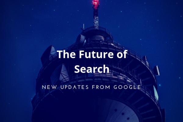 Google's Danny Sullivan Publishes a Tweetstorm About Google's Future