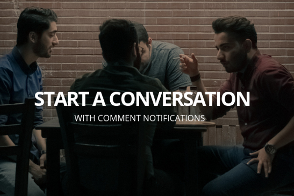 NEW: RebelMouse Native Comments with Notifications