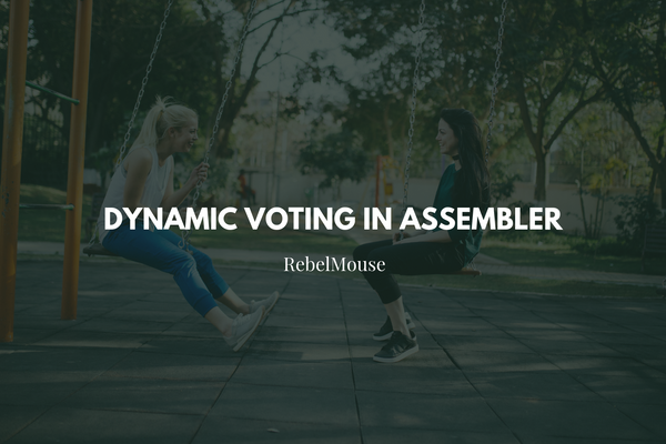 Dynamic Voting: Grow Traffic and Engagement Organically