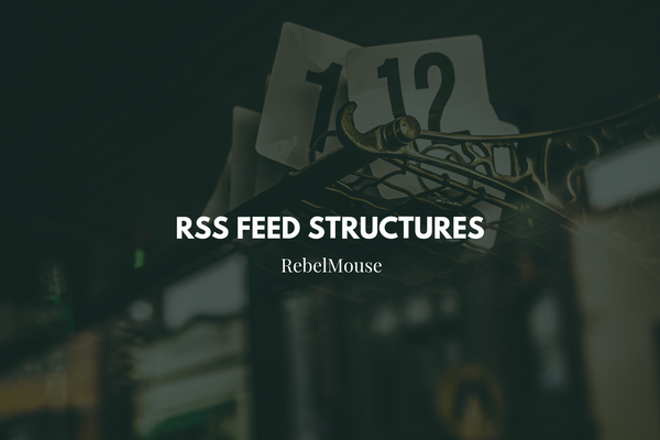 How to Find Your Site's Feed Structure