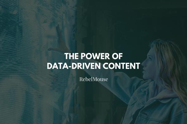 Google's New Tools Help Creators Leverage Data-Driven Content