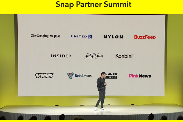 RebelMouse Featured in Snap's Partner Summit