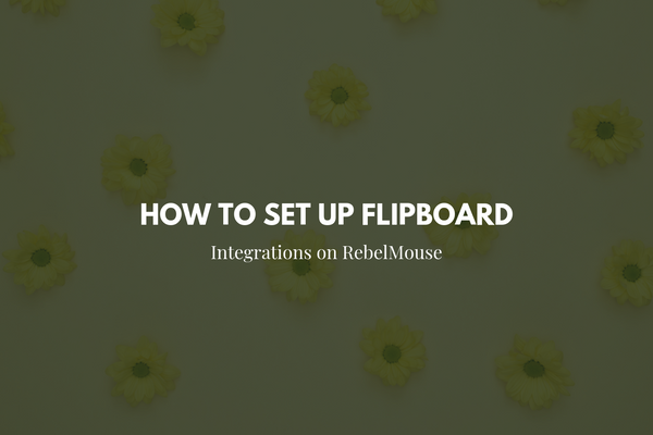 How to Set up a Flipboard Account