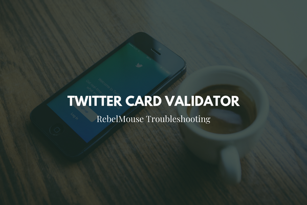How to Fix: Invalid Twitter Card