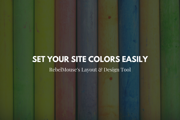 How to Use Variables to Set Colors Across Your Site