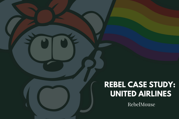Rebel Case Study: United Airlines