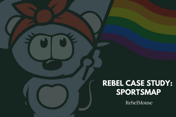 Rebel Case Study: SportsMap