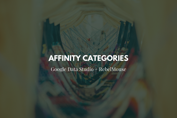 Target High-Value Users With Affinity Categories
