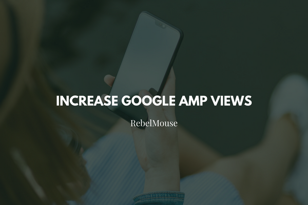NEW: Page Views per Particle Enabled for Google AMP