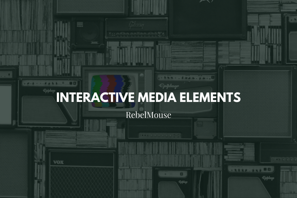 How to Include Interactive Elements in Posts