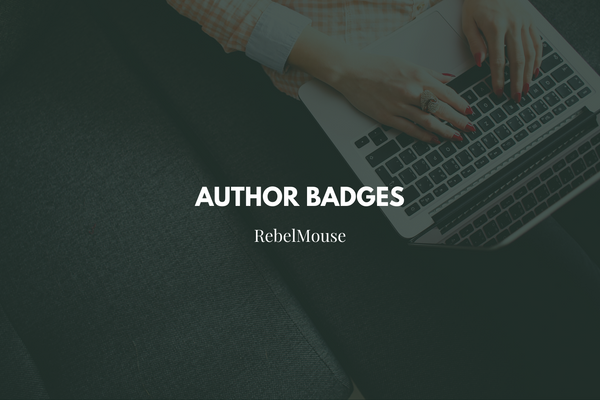 How to Create Author Badges