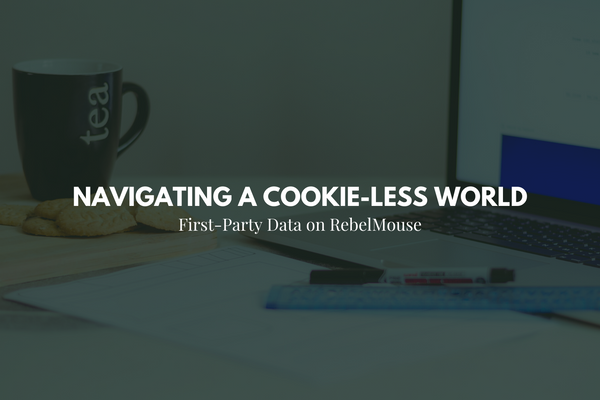 How to Prep for a Cookie-less World With RebelMouse