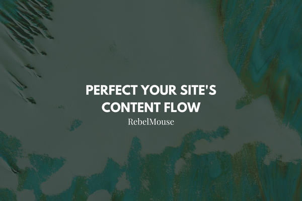 Content Strategy Tip: How to Order Your Site's Stream of Content