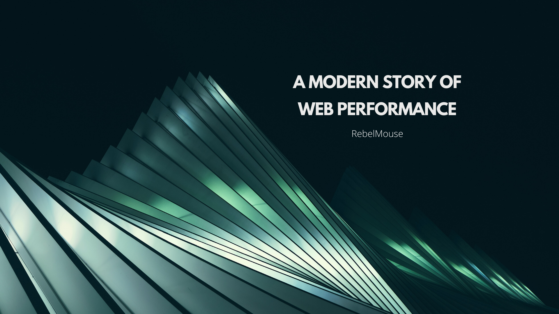 A Modern Story of Web Performance From RebelMouse Founder + CEO Andrea Breanna