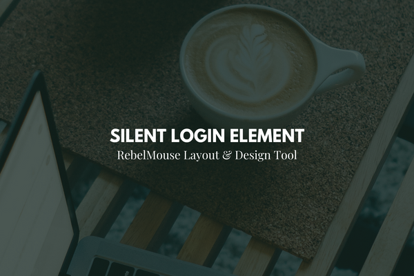 Cater to New Users With Silent Login