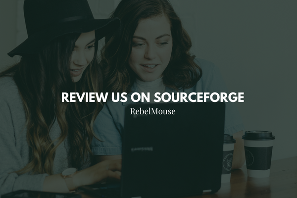 Review Us on SourceForge
