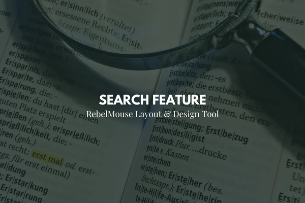 How to Use Search Feature in Code Mode + Global Settings