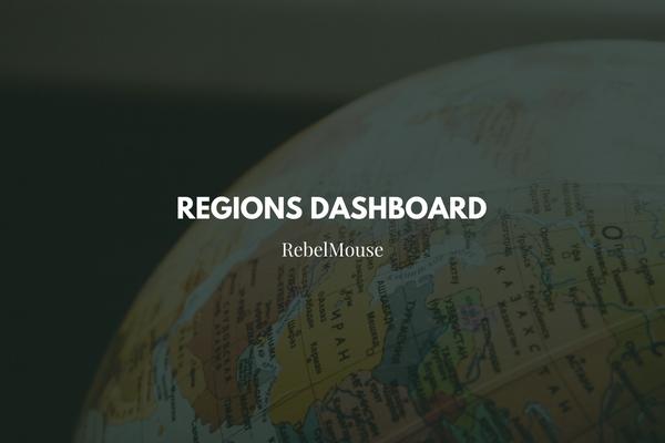 Inside the Regions Dashboard