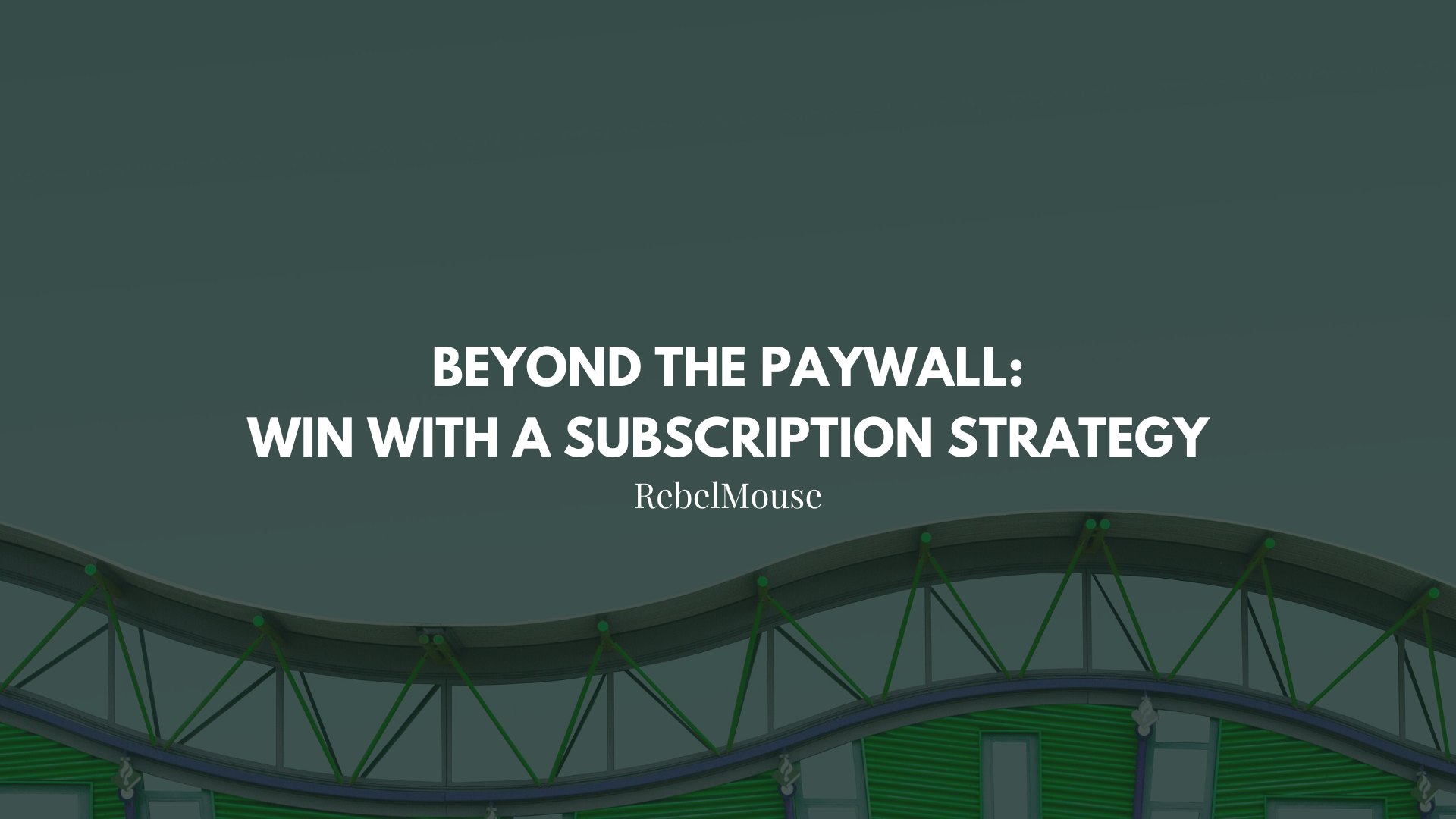 subscription model for publishers
