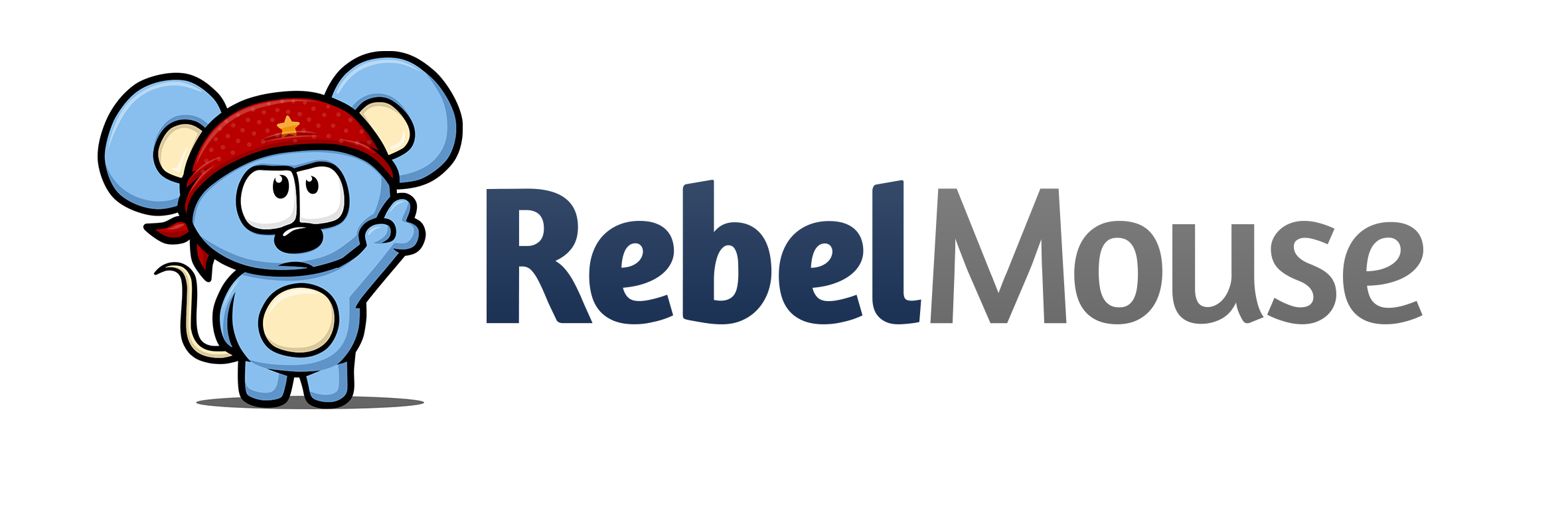 Rebelmouse logo